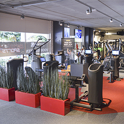 Fit in 30 minuten met eGym bij sportschool Coronel Sports Bunnik