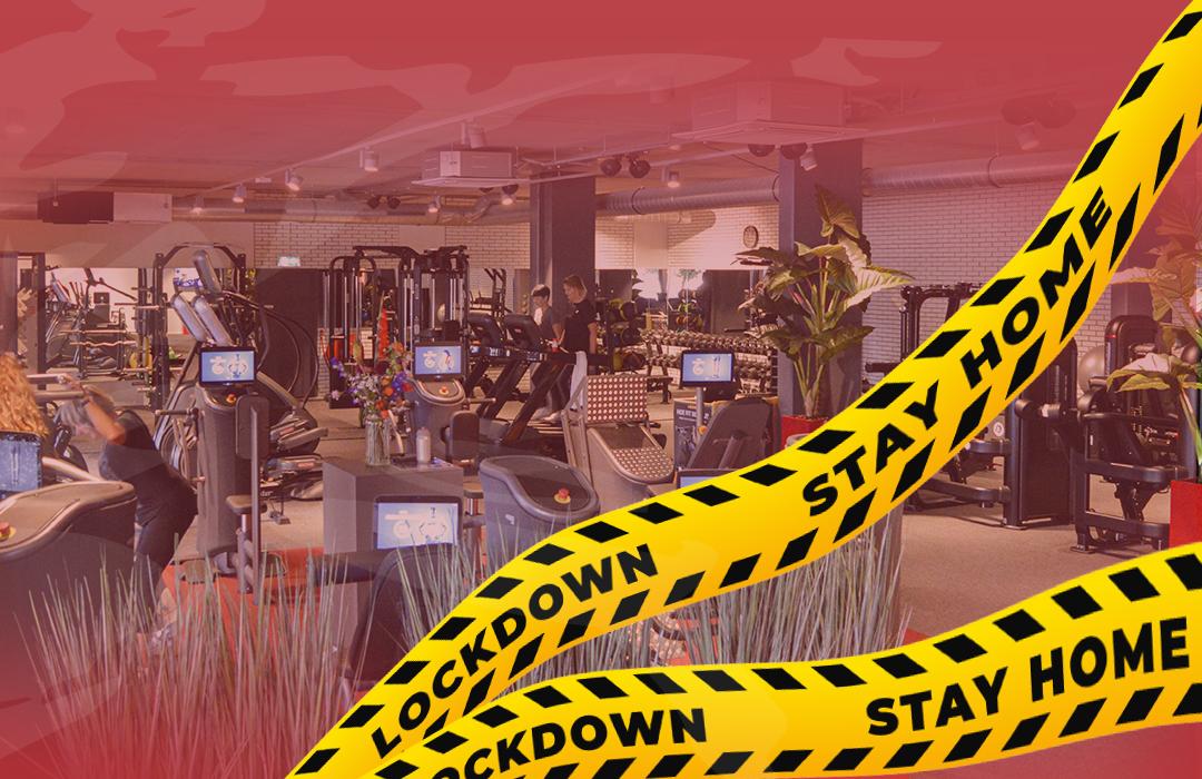 Lockdown | Gesloten t/m 2 maart 2021 | Coronel Sports Bunnik